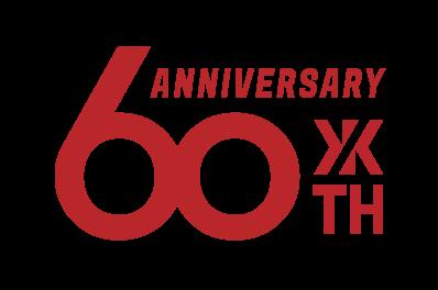 横山機工60周年