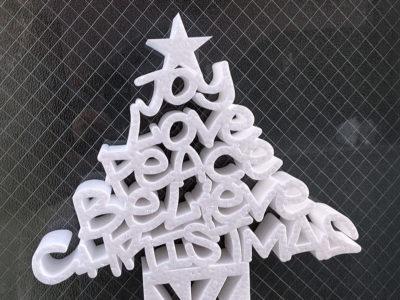 ウォータージェット アイキャッチャー(クリスマスバージョン)