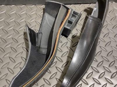 靴ウォータージェット切断